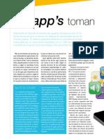 Las Apps Toman El Mercado
