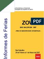 Informe ZOW 2007