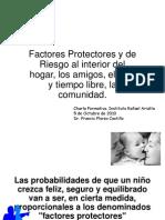 Factores Protectores Riesgo Ninos 8a12s