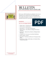 Bulletin of Concerned Asian Scholars vol 3 issue 3