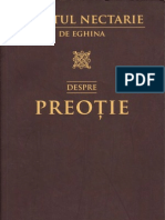 Sf. Nectarie de Eghina Despre preoţie