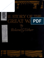 The Story of The Great War (Brief & Illustrated) - Roland G. Usher (1919)