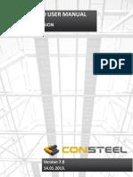 ConSteel 7 0 Manual ENG EC