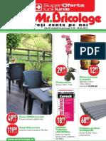 Catalog Mr.Bricolage Iunie 2013