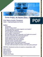 Curso Grátis de Hacker Ético 2005