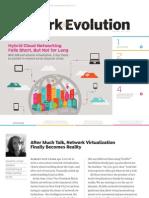 Network Evolution April 2013