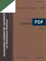 M.Milewski - Geodezja Górnicza cz. 2.pdf