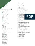 Yssa Lyrics
