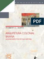 Arquitetura Colonial Baiana