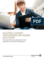 Network Convergence Brochure