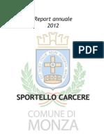 Report Carcere