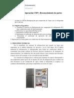 Sistema de Refrigeración COP y Reconocimiento de partes