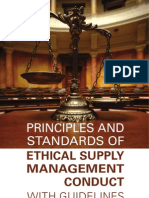Principles and Standards Guidelines