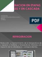 Refrigeracion en Etapas Multiples y en Cascada _rev