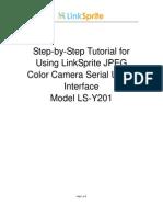 JPEG UART Camera Tutorial