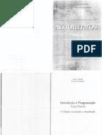 Introdução a Programação ALGORITMOS