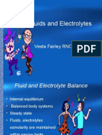 Fluids and Electrolytes Sp 09