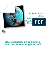 Portfolio Publicacion