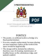 GTC 8 - PONTICS (Ppsg Lectures)