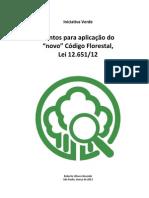 Resumo Novo Código Florestal
