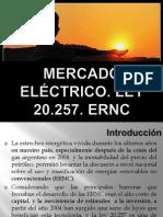 Ley29257 ERNC