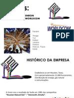Crise Da Enron e World.com