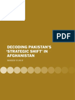 Decoding Pakistan's 'Strategic Shift' in Afghanistan