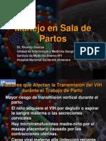 Ponencia Vih Sala de Partos Dr_illescas