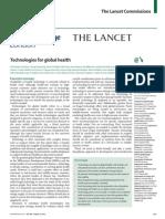 2012 Tecnologías para la salud global - the Lancet