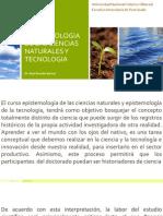 02 Epistemiologia de Las Ciencias Naturales y Tecnologia