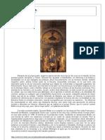 Ficha 89 Retablo de San Giobbe