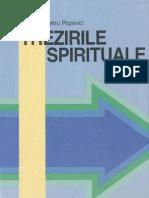 Petru Popovici - Trezirile Spirituale