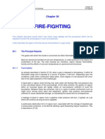 Fire Fighting in Terminals & Barges