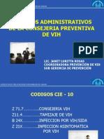 Aspectos Administrativos de Prev_trans_vertical de Vih