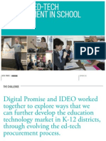 IDEO & Digital Promise Report