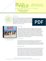 Wild Horse Scientists Discussion Guide