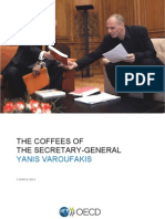 THE COFFEES OF THE SECRETARY-GENERAL YANIS VAROUFAKIS