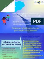 CAPACITACIÓN ESCUELAS SALUDABLES II