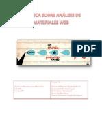 Grupo 5.4 2ºC PRÁCTICA SOBRE ANÁLISIS DE MATERIALES WEB