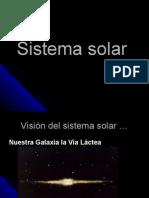 Fisica El Sistema Solar