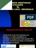 Curs Solutii Anestezice