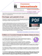 2009 - 4 - 20 - Solidaires International nآ°10