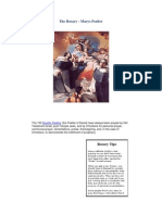 The Rosary - Marys Psalter