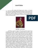 Adolf Hitler Referat