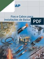 fios e cabos para instalação de baixa tensao - FICAP