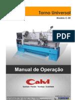 Manual Torno C30