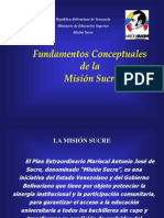 mision sucre.pps