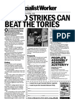 Pcs - United Strikes can beat the Tories - Outside London - 290513