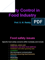 SMR Quality Control in F. Industry