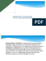 Patologias de Concreto